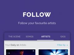 Tenory - The Music Community 1.2.02 Screenshot