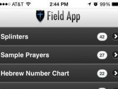 Terraforming Field App 1.3 Screenshot