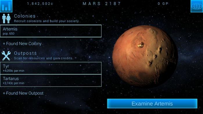 TerraGenesis - Space Colony