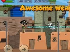 Terrorists Attack 3D 2017 1.0 Screenshot