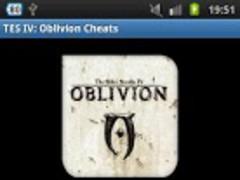 TES IV: Oblivion Cheats FREE 1.00 Screenshot