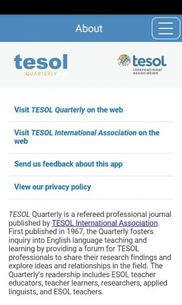 tesol research topics