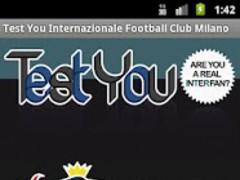 Test You Inter FC Milano 3.0.1 Screenshot