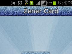 Test Your ESP - Zener Cards 1.0 Screenshot