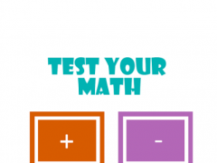Test Your Math 1.0 Screenshot
