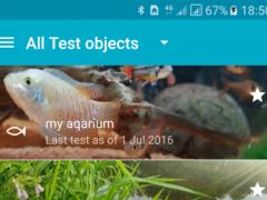 test4aqua 1.0.4 Screenshot