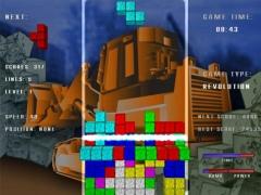 Tetris Revolution 1.7 Screenshot