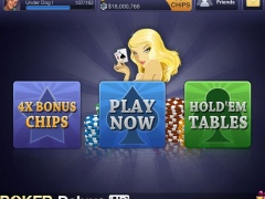 Texas HoldEm Poker Deluxe HD 1.5.2 Screenshot
