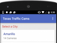 Texas Traffic Cameras Live 2.0 Screenshot