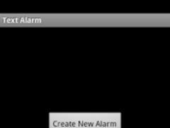 Text Alarm 1.2 Screenshot