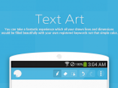 Text Art 2.3.2 Screenshot
