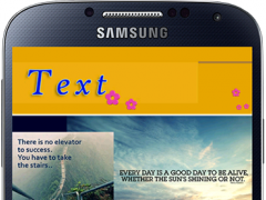 Text Free: Text on image 1.0 Screenshot