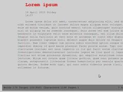 TextRoom 0.8.1 Screenshot