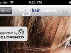 TG's Hair Studios 2.5.3 Screenshot
