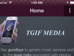 TGIF Media 1.2 Screenshot