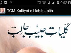 TGM Kulliyat e Habib Jalib 1 3 Free Download