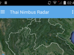 Thai Nimbus Radar 2.5 Screenshot
