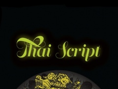 Thai Script 1.1 Screenshot