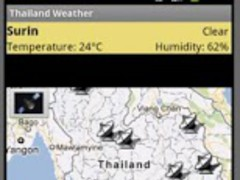 Thai Weather 2.3.9 Screenshot