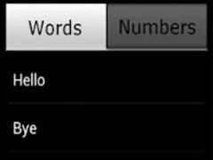 Thai Words and Phrases Lite 1.3 Screenshot