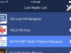 Thailand Radio Live 1.0 Screenshot