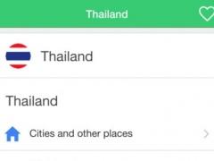 Thailand trip guide travel & holidays advisor for tourists 1.0 Screenshot