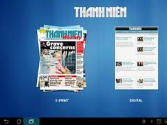 Thanh Nien News 2.0 Screenshot