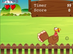 Thanksgiving Turkey Hunt Blast - Fun Virtual Shooting Game 1.0 Screenshot