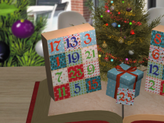 The Advent Calendar - 3D 1.0.0 Screenshot