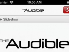 The Audible 0.1 Screenshot