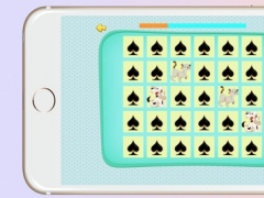 The Best Photo Matching Card Game Cat & Dog for Kids and Toddlers Puzzle Logic Free 3.0 Screenshot