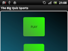 The Big Quiz Sports 1.0.4.0 Screenshot