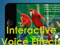 The Bird Book - an Interactive Storybook for Children 1.20 Screenshot