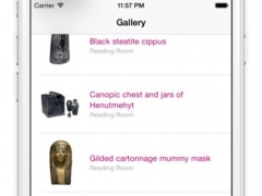 The British Museum : Artworks, Audio Guide and Exhibition 1.1 Screenshot