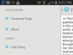The Burrow Songs - Rabbitohs 1.0.13 Screenshot