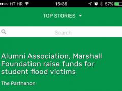 The Buzz: Marshall University 5.61.3 Screenshot