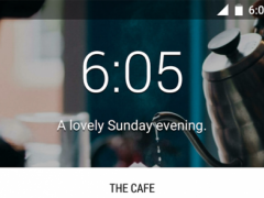 The Cafe - Coffee Shop Sounds 1.0 Screenshot