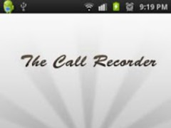 The Call Recorder 2.1 Screenshot
