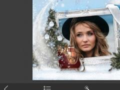 The Christmas Photo Frames 1.0 Screenshot