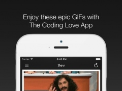 The Coding Love 1.0.2 Screenshot