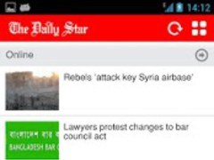 The Daily Star - Bangladesh 2.0.3.0 Screenshot
