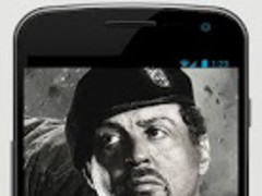 The Expendables App 1 Screenshot