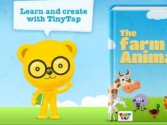 The Farm Animals - Kids learn farm animal sounds 2.1 Screenshot
