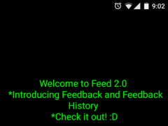 The Feed 2.0.3 Screenshot