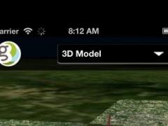 The G3M plattform application 1.2 Screenshot