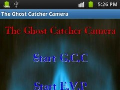 The Ghost Catcher Camera 1.6 Screenshot