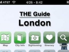 THE Guide London - Offline City Guide & Map 1.20 Screenshot