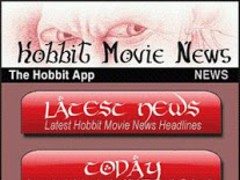 The Hobbit App 1.9 Screenshot
