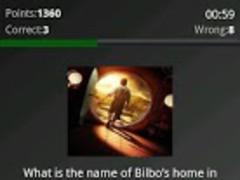 The Hobbit Quiz 1.6 Screenshot