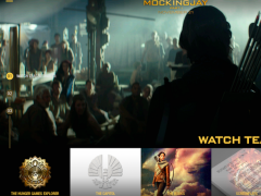 The Hunger Games Movie Pack 1.3 Screenshot